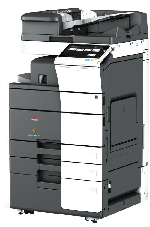 Olivetti d-Color MF454 & MF554 & MF654 Image